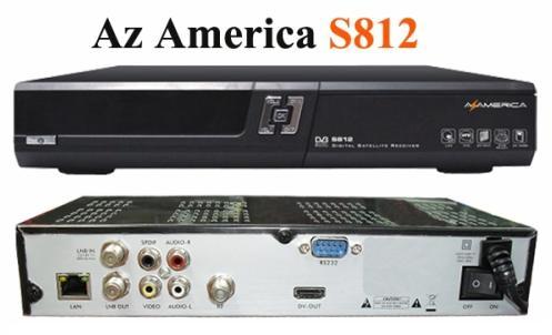 Colocar CS azamericas8122 Azamérica S812 Colocar CS Corretamente comprar cs