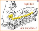 TOCOMSAT JÁZ UMA MARCA RECEPTORES IKS