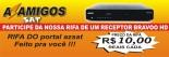 SITE SPAM AZAMIGOS REMOVIDO DOS SERVIÇOS DA WEB 29/01